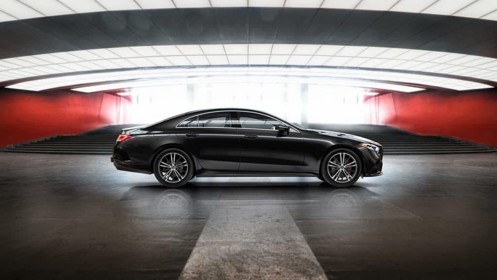 2020 AMG® CLS 53 Coupe