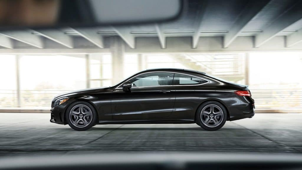 2020 AMG C 43 Coupe