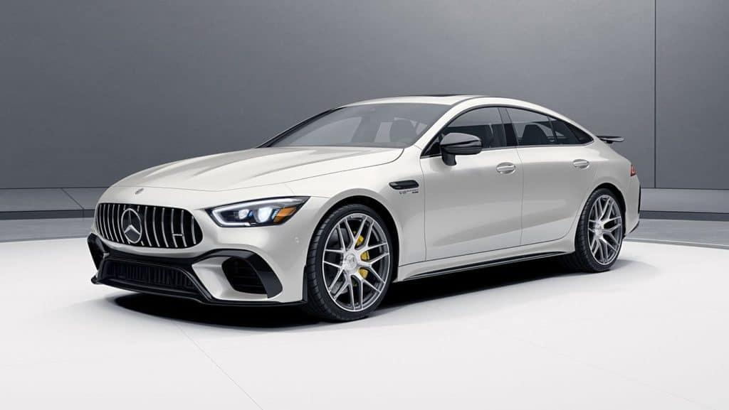 2020 AMG® GT 53 4-door Coupe