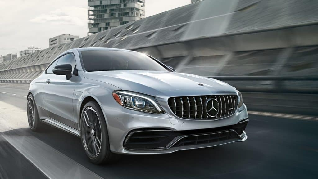2020 AMG® C 63 Coupe