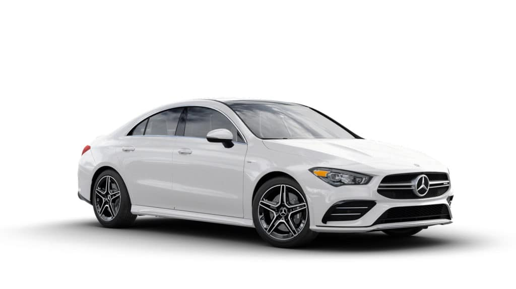 2020 AMG® CLA 35 Coupe