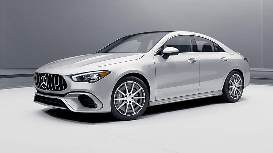 2021 AMG® CLA 45 Coupe