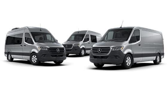 Certified Pre-Owned Sprinter Van Offers