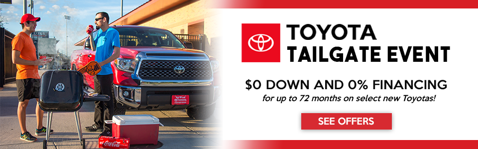 Red McCombs Toyota | Toyota Sales & Service in San Antonio, TX