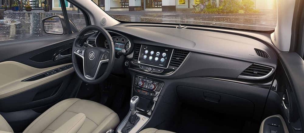 2019 Buick Encore Interior