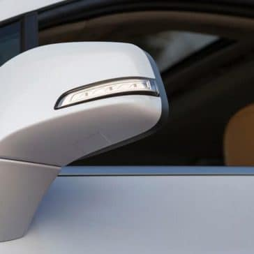 2019 Buick Encore Exterior View of Driver Sideview Mirror