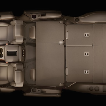 2019 yukon detail flexible cargo