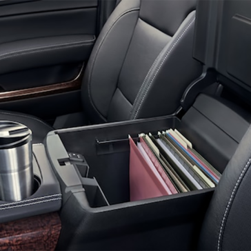 2019 yukon mp large console