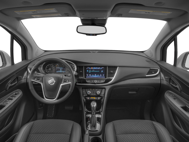 2019 Encore interior