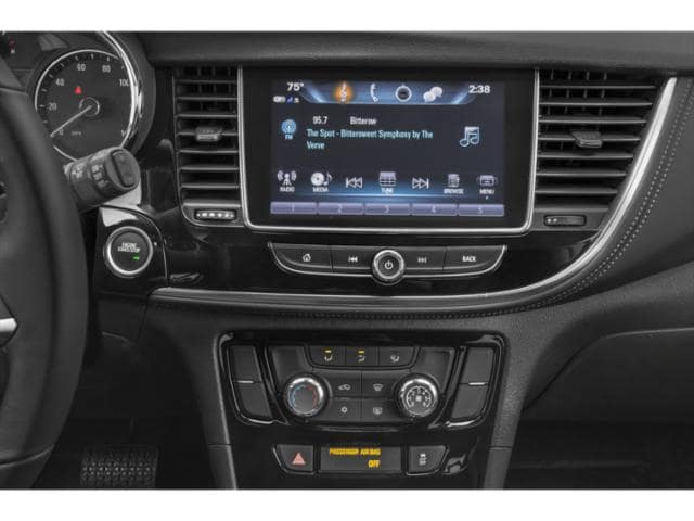 2019 Encore navigation panel