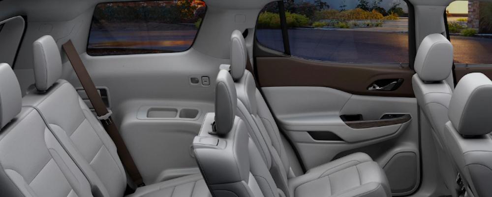 GMC Acadia Smart Seats