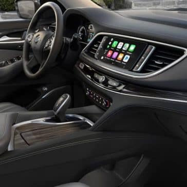 2019 Buick Enclave Interior Features