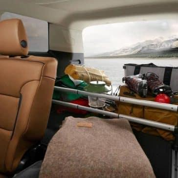 2019 GMC Acadia cargo space