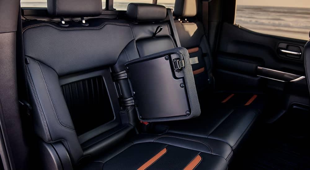 2019 GMC Sierra 1500 storage