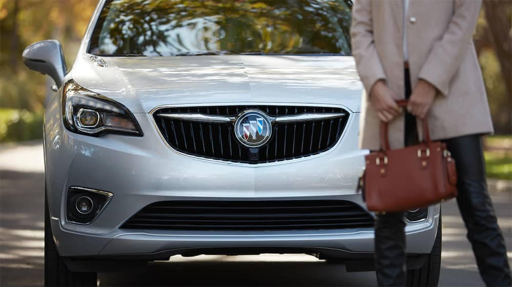 2019 Buick Envision Grill