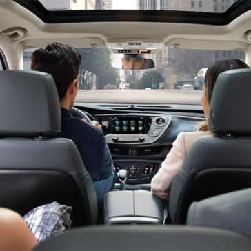 2019 Buick Envision Passengers