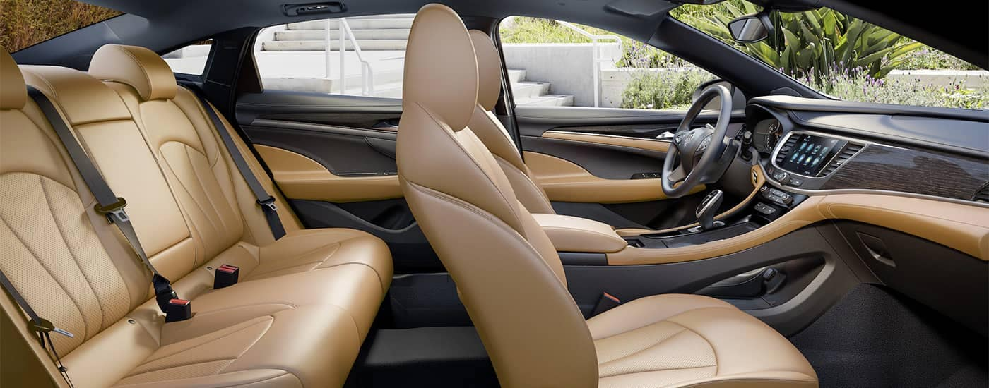 Buick LaCrosse Leather Seats