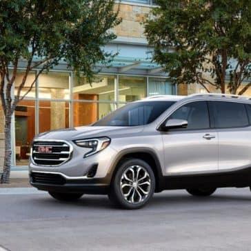 2019-GMC-Terrain-SLT-parked
