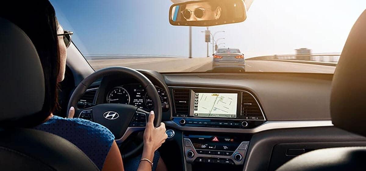 2018 Hyundai Elantra Smart Cruise Control