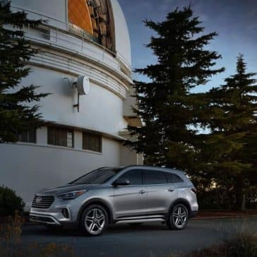2018 Hyundai Santa Fe SE Gallery Exterior 3
