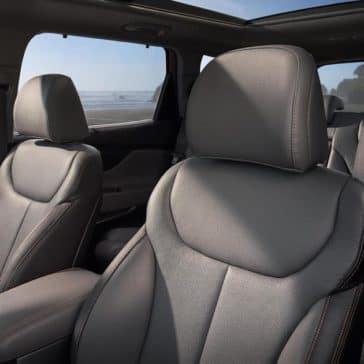 2019 Hyundai Santa Fe Interior Seating