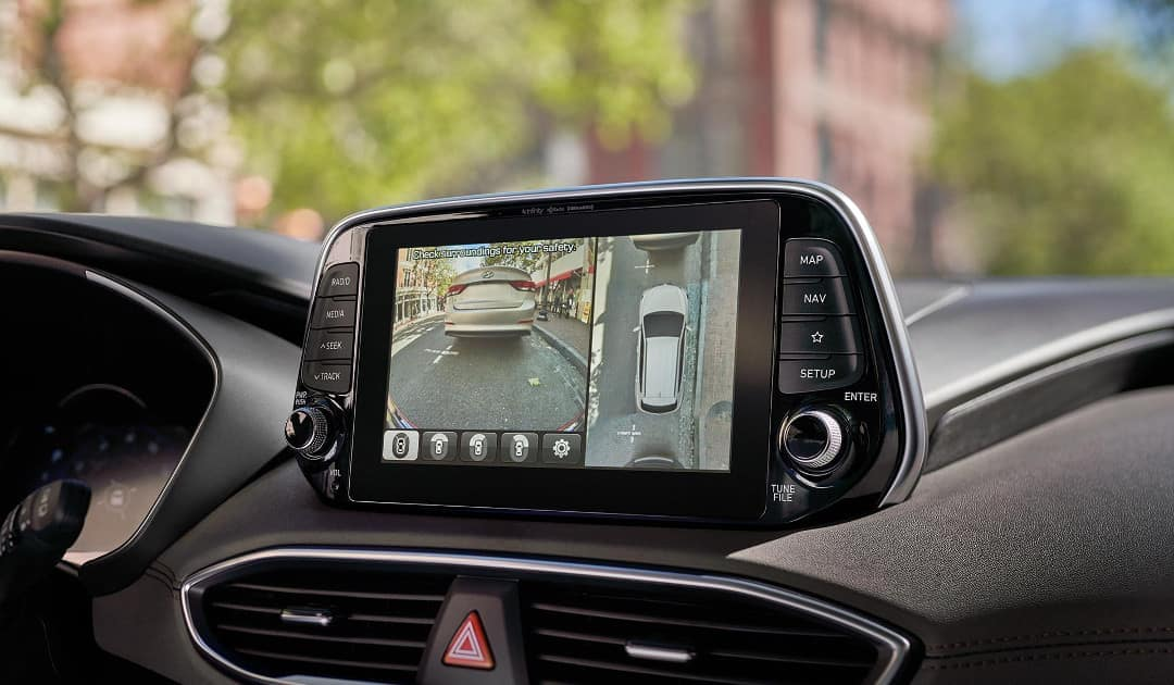 2019 Hyundai Santa Fe Rearview Camera