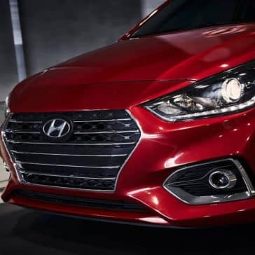 2019-Hyundai-Accent-front-fascia