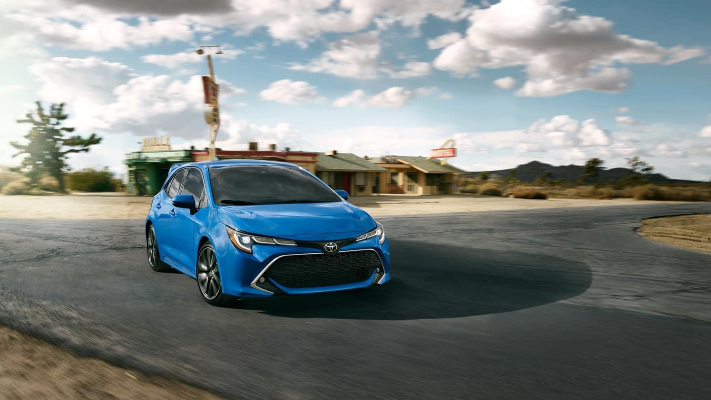 2019 Toyota Corolla Hatchback Specs Features Riverside Toyota