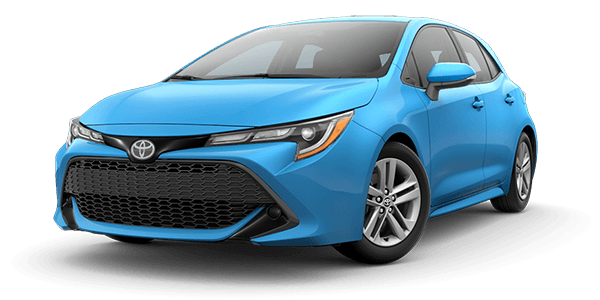 2020 Toyota Corolla Hatchback For Sale Serving Rome Ga