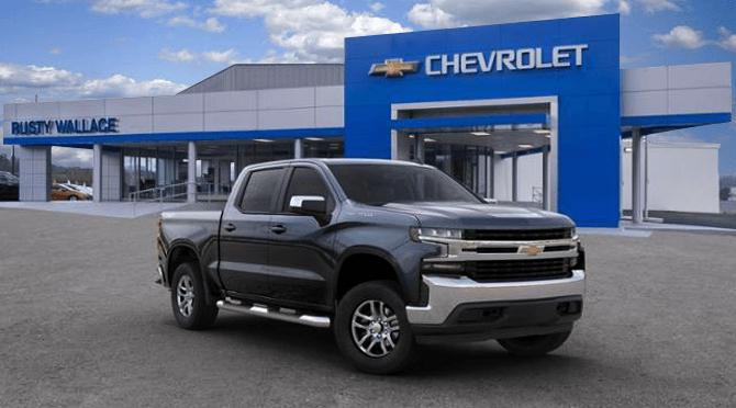 New Chevrolet Dealer