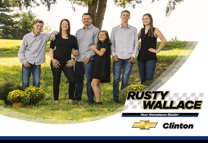 Rusty Wallace Chevrolet Your Hometown Dealer