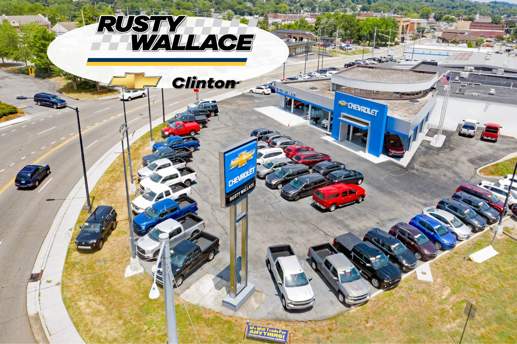 Welcome To Rusty Wallace Chevrolet In Clinton Tn