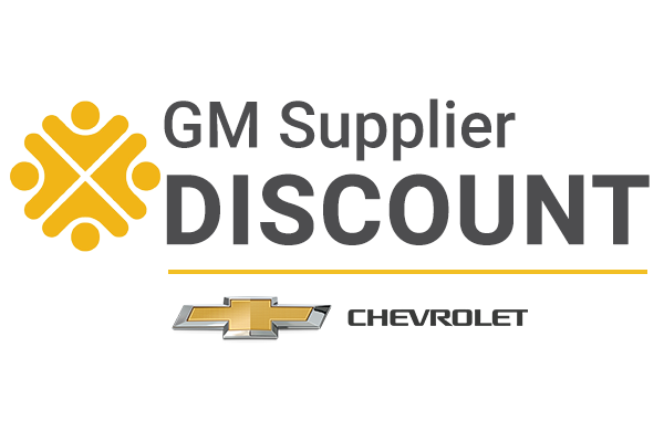 GM Supplier Discount