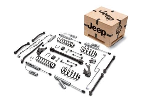 Mopar Lift Kits