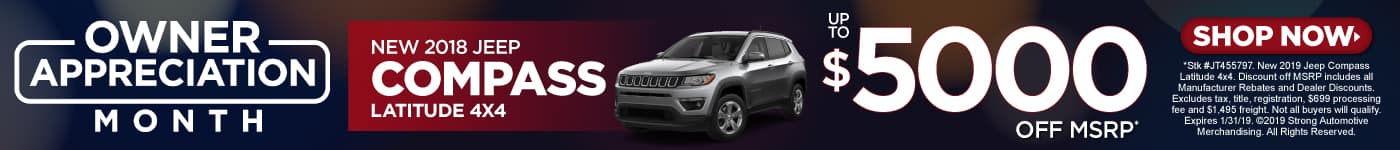 Jeep Compass 4x4 Special