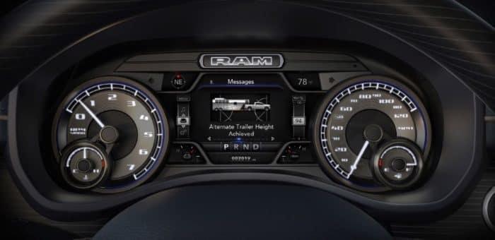 Ram HD 2500 Technology available in Fredericksburg VA