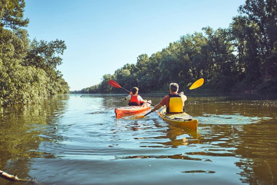 Kayaking 201