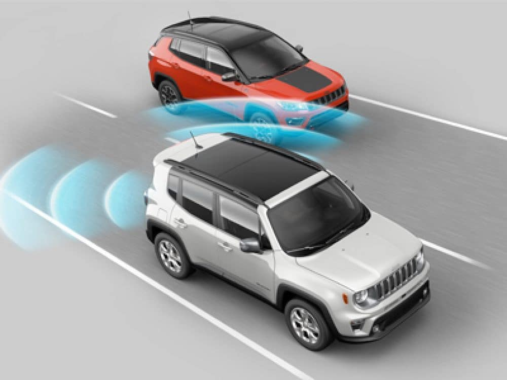 Safety Features 2019 Jeep Renegade