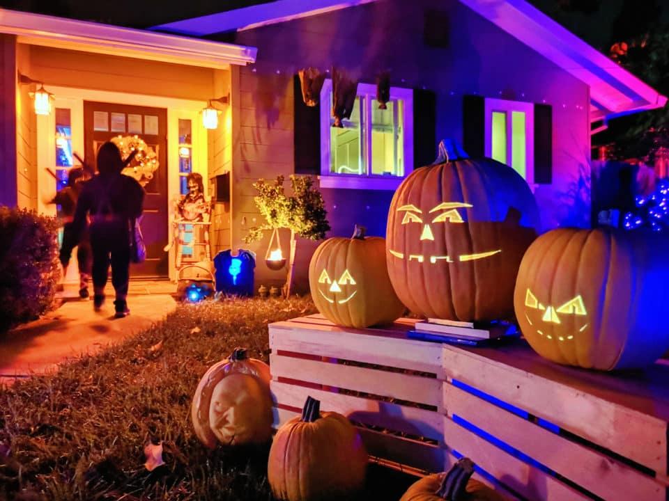 creative Halloween decorations