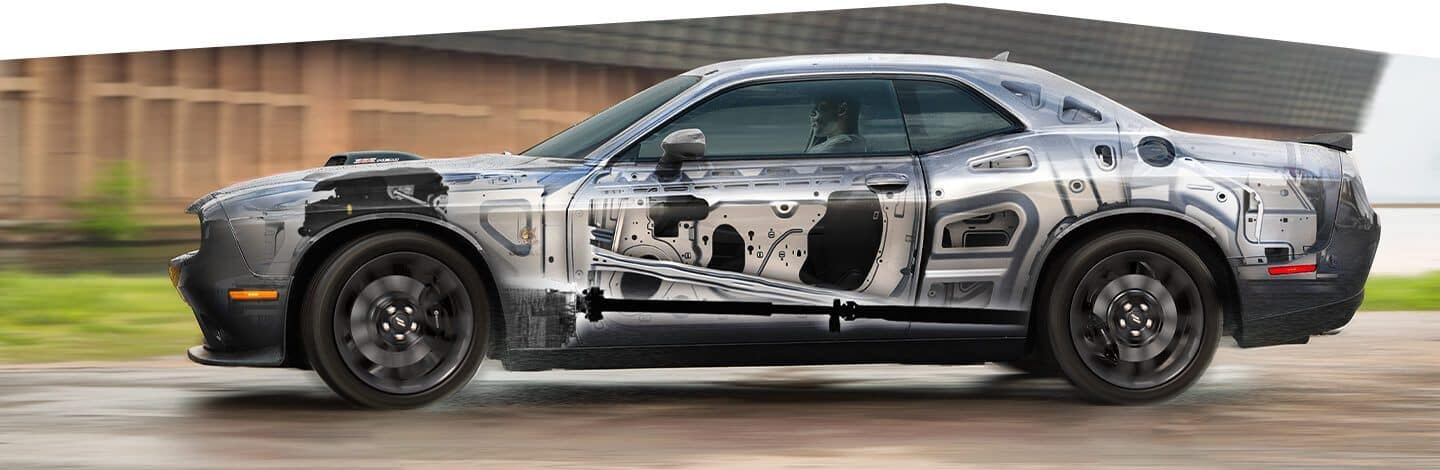 Safety Features 2020 Dodge Challenger