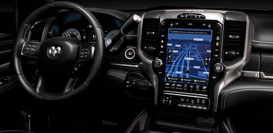 2020 Ram 3500 Technology