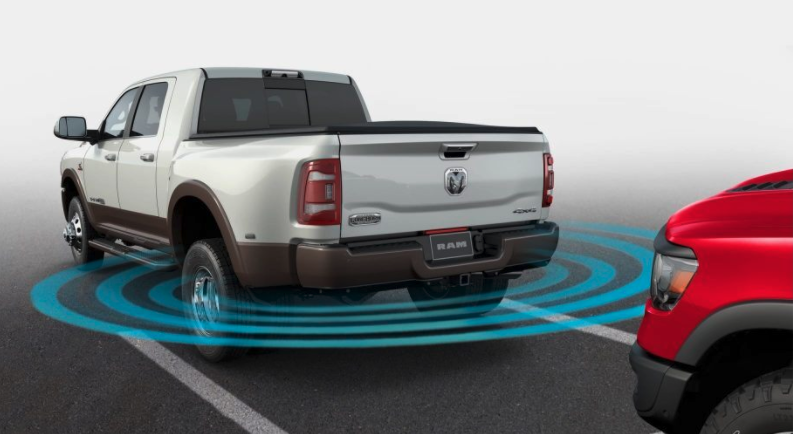 Safety Features 2020 Ram 3500