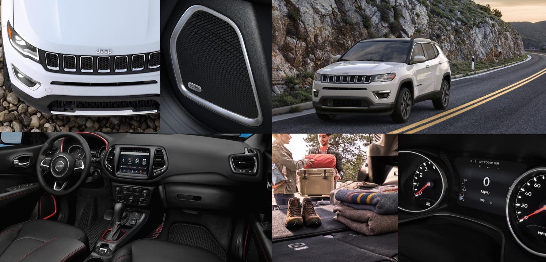 2020 Jeep Compass Gallery