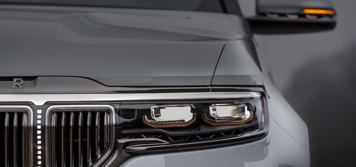 2021 Grand Wagoneer Intelligent LED lighting