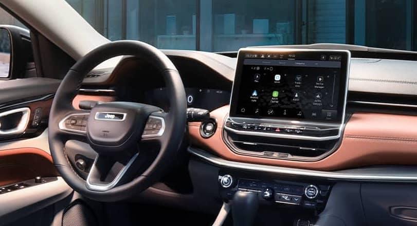 2022 Jeep Compass Technology Updates