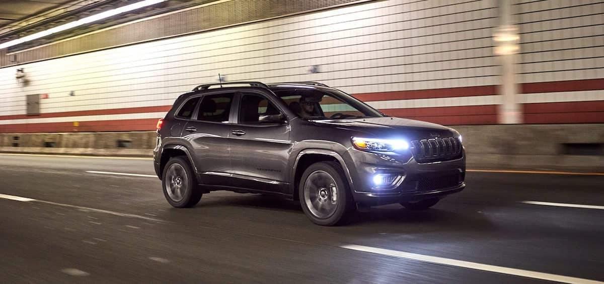 2021 Jeep Cherokee Technology available in Fredericksburg, VA
