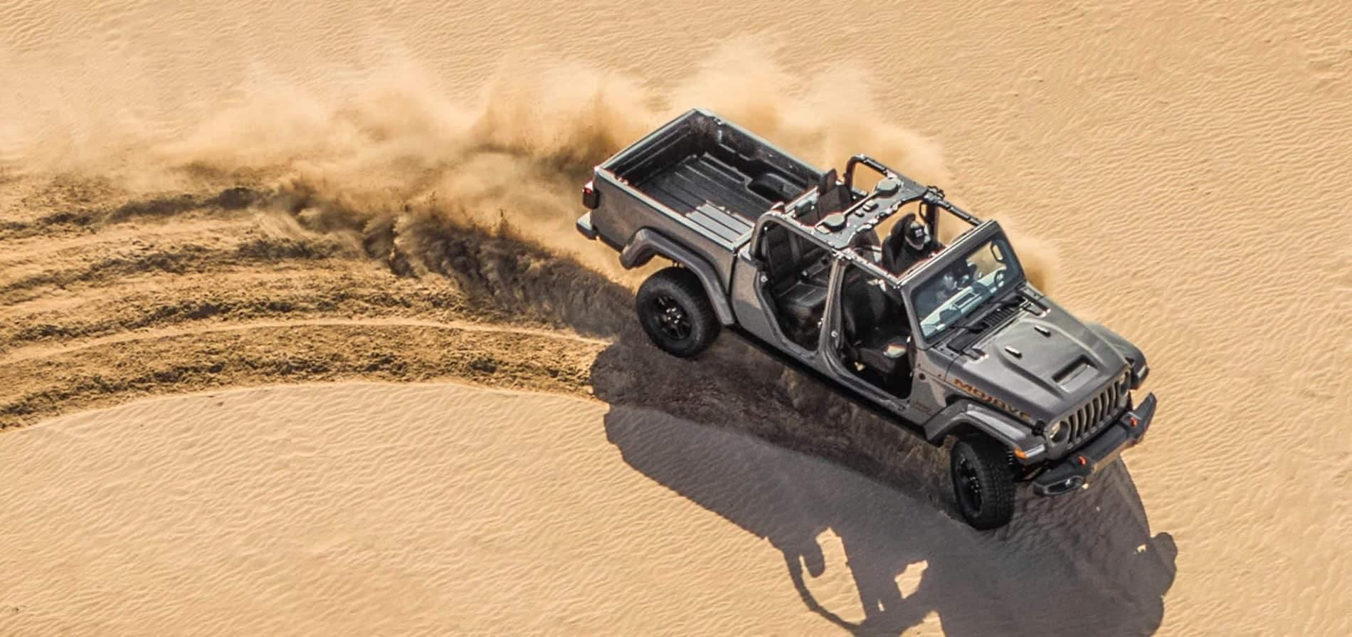 2021 Jeep Gladiator Engine Options Warrenton, VA