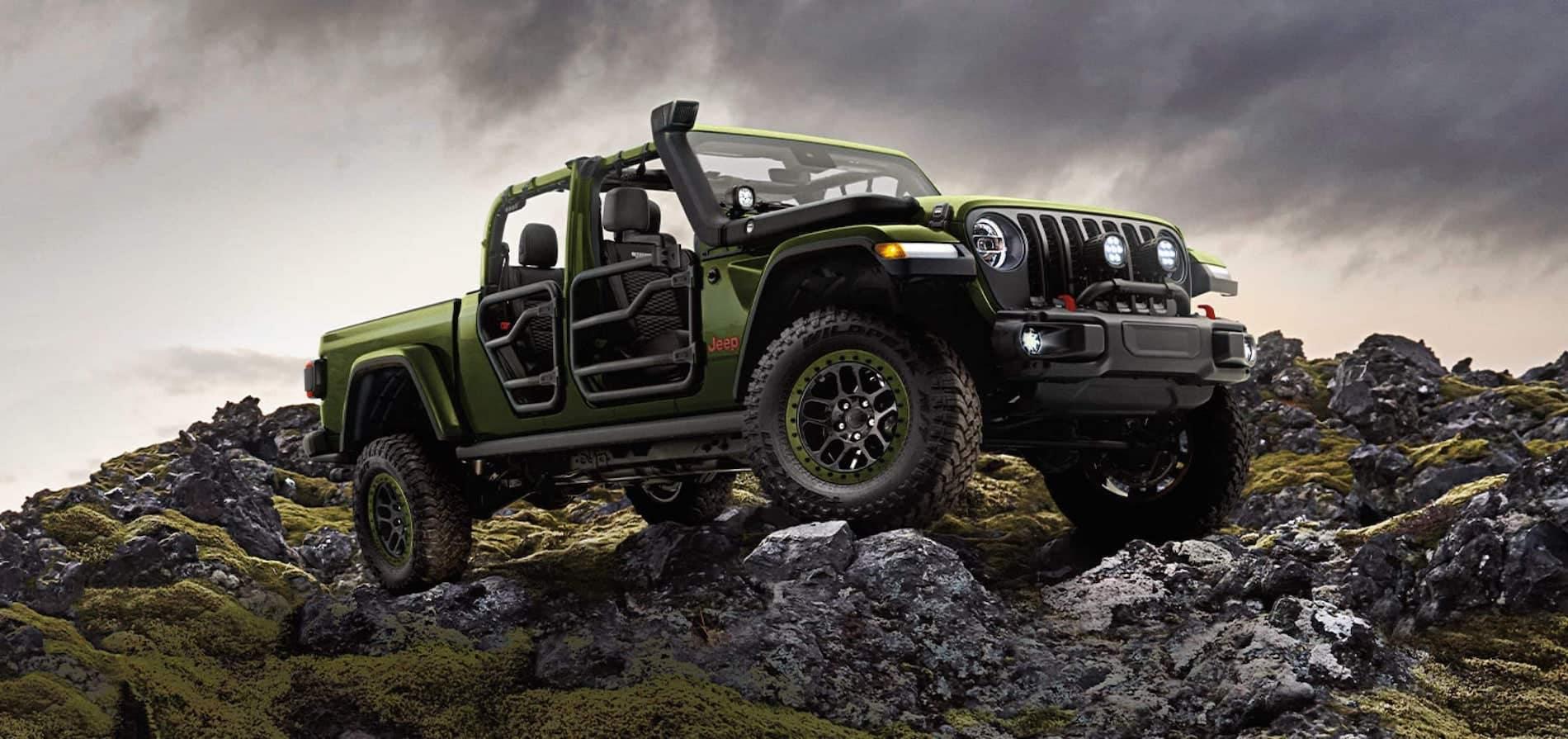 2021 Jeep Gladiator Safety Features Warrenton, VA