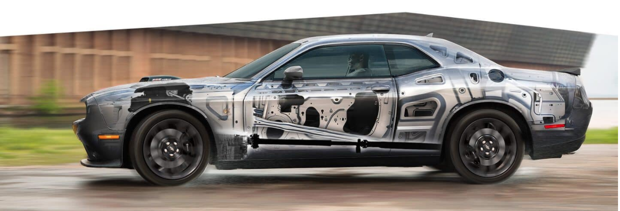 Safety Features of the 2021 Dodge Challenger