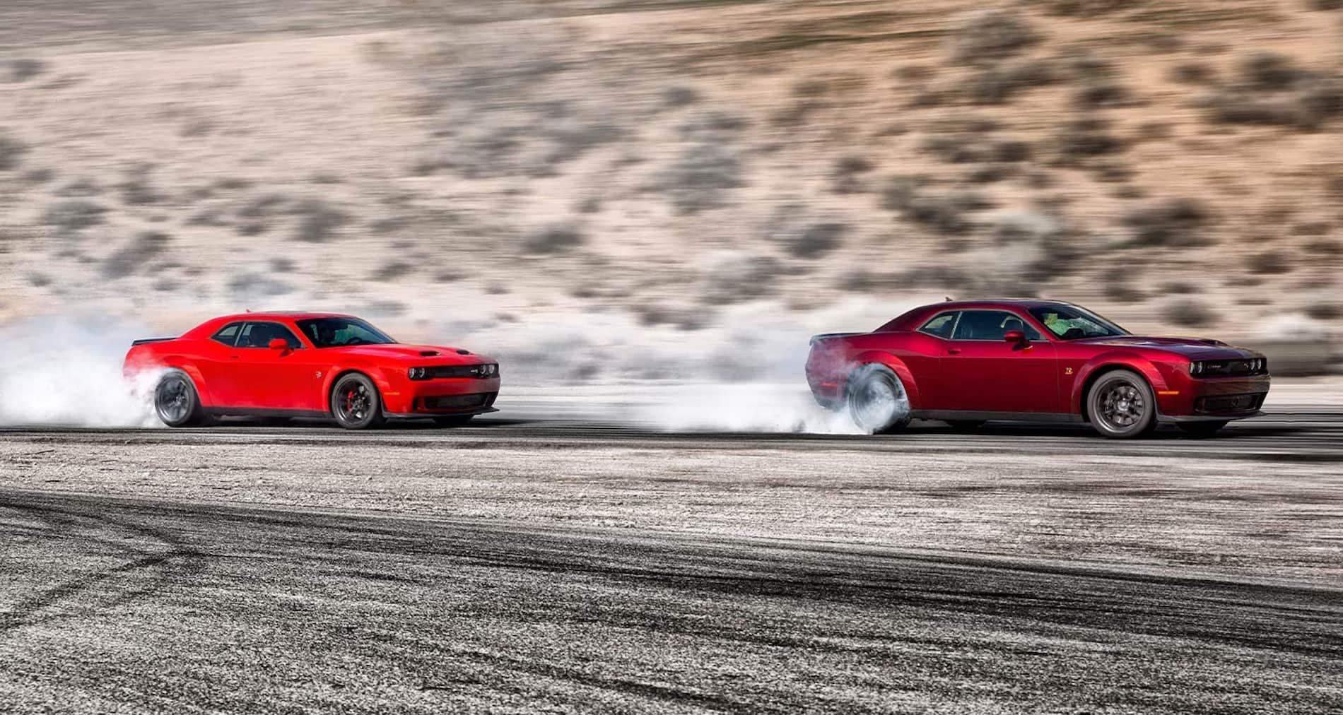 2021 Dodge Challenger performance and horsepower